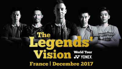 The Legends Vision World Tour By Yonex