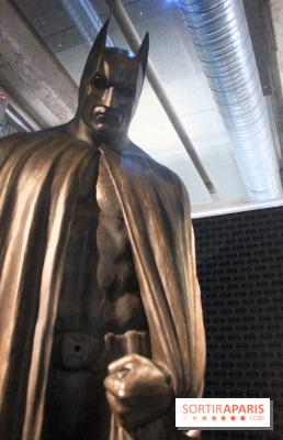 L'Art de DC Comics au Musée Art Ludique - Batman