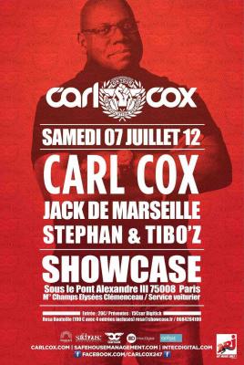 CARL COX / THE REVOLUTION RECRUITS