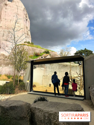 Zoo de Vincennes, Parc Zoologique de Paris 2017