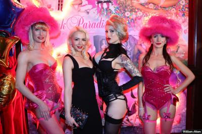 Les 15 ans du Pink Paradise