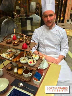Le Tea Time italien du Caffè Stern