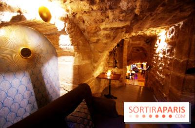 Ostrea & Perdition : Sea Bar et bar à cocktails caché à Paris