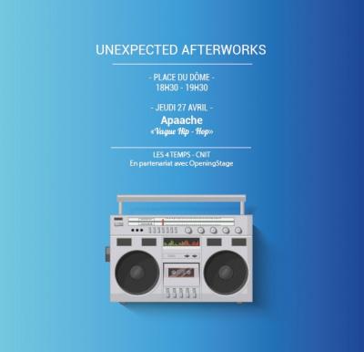 Apaache en concert (Afterwork by OpeningStage)