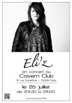 Eli'z - Live au Cavern Club