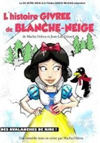 L'Histoire givrée de Blanche Neige