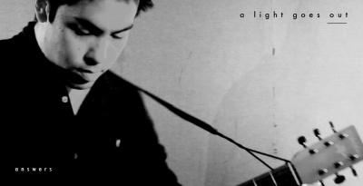 A LIGHT GOES OUT + POLLYANNA
