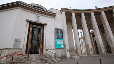Journées du Patrimoine 2017 au Musée d'Art Moderne de Paris