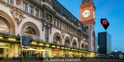 CitizenM ouvre son troisième hôtel parisien à Gare de Lyon