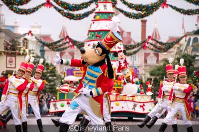 No l 2017 disneyland paris demandez le programme - Disneyland paris noel 2017 ...