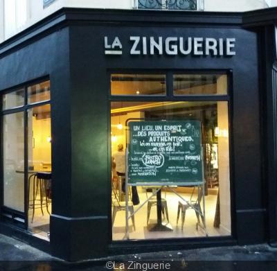 Ouverture de La Zinguerie, l'esprit de Rungis dans un bar à vin