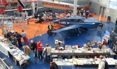 Les Aéropuces 2017 au Musée de l'Air et de l'Espace