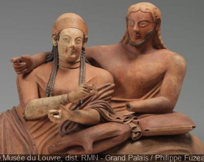 Le Louvre expose la collection du baron Campana