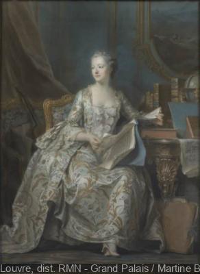 Pastels, l'exposition au musée du Louvre