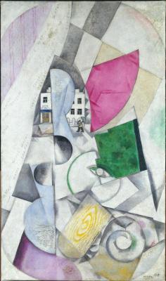 Chagall, Lissitzky, Malevitch, l'avant-garde russe exposée au Centre Pompidou