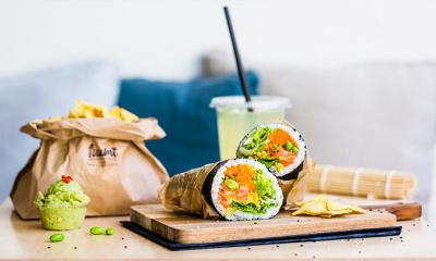Fuumi, où quand le sushi et le burrito se rencontrent