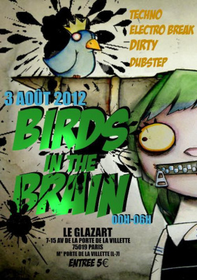 birds in the brain