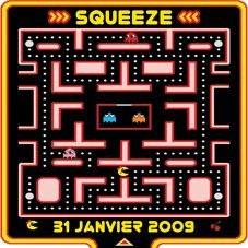 Soirée, Paris, Squeeze, Nouveau Casino, Pacman, Ben men, Tarlouf x