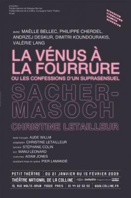Culture, Paris, Louvre, érotisme, la vénus à la fourrure, théâtre national de la colline