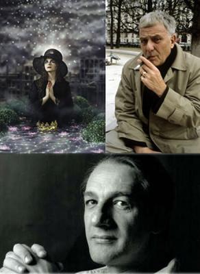 Amélie Nothom, Josyane Savigneau, Ecrire, Conférence, Création littéraire, Pompidou