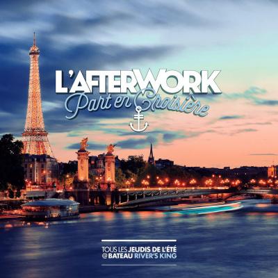L'Afterwork Part en Croisière ( Open Bulles / BBQ / Terrasse )