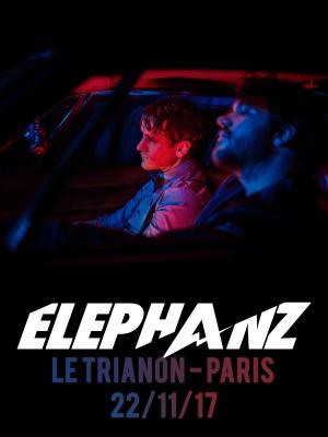 Elephanz au Trianon
