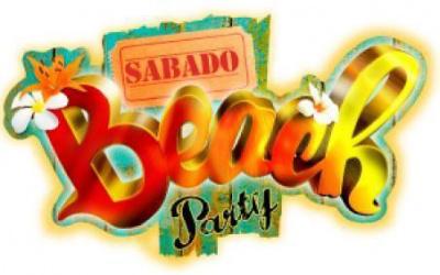 samedi 4  aout sabado beach party !