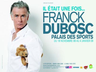 Franck Dubosc affiche