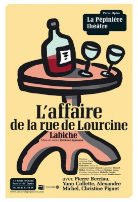 L'affaire Lourcine