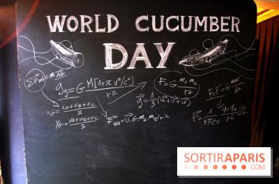 Journée Mondiale du Concombre à la Cartonnerie