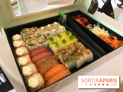 La Summer Box de Sushishop & Papermint