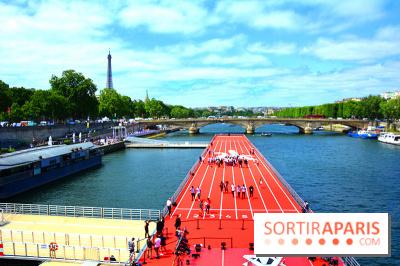 Paris en mode Jeux Olympiques 2024