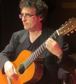 La guitare classique à l'époque de Henner. Concert de Michel Rolland