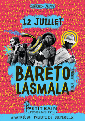 Bareto + LaSmala Banda