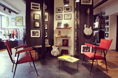 La marque volcom ouvre son nouveau store parisien - Boutique loisir creatif paris ...