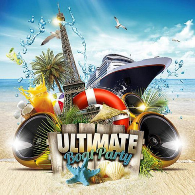 ULTIMATE BOAT PARTY (Croisière / BBQ / Open Bulles)