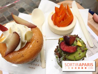 La nouvelle pâtisserie de Yann Couvreur, rue des Rosiers