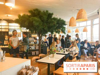 Le Café Marlette BHV Marais