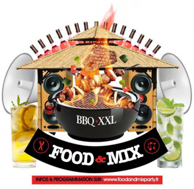 Food & Mix Party Bbq Xxl