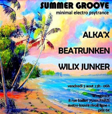 summer groove