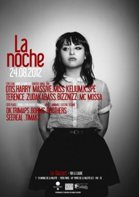 LA NOCHE (GLAZART + PLAGE)