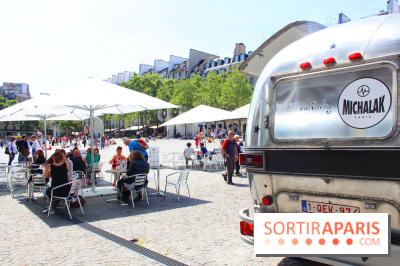 Le Food Truck de Michalak à Paris