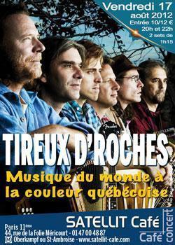 TIREUX D'ROCHES