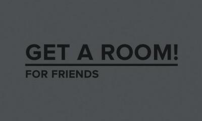 GET A ROOM! FOR FRIENDS @ WANDERLUST