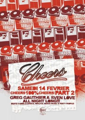 Soirée, Paris, Clubbong, Djoon, Sven Löve, Greg Gauthier