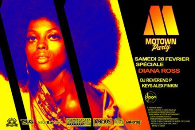 Soirée, Paris, Clubbing, Motown Party, Djoon, reverand P, Alex Finkin