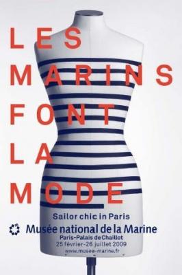 Mode, Exposition, Paris, Musée, Marine, Chanel, Yves Saint Laurent, Jean-Paul Gauthier