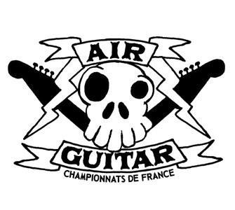 Air Guitar, Flèche d'Or, Paris, Concert, Championnat