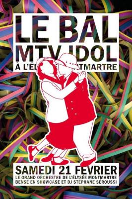 Soirée, Paris, Clubbing, Bal, Elysée Montmartre, Orchestre