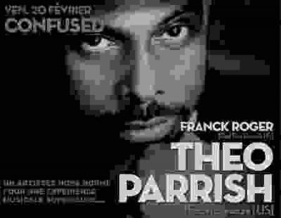 Soirée, Paris, Clubbing, House, Theo Parrish, Djoon